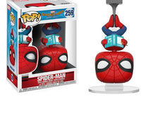 Load image into Gallery viewer, Funko Pop! Spiderman Upside Down Blu-Ray Collector Bundle