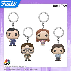 Funko Pocket Pop The Office Keychains