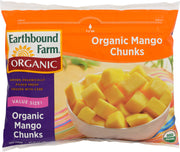 EARTHBOUND FARM: Organic Mango Chunks, 2 lbs