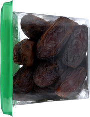 NATURAL DELIGHTS: Date Medjool Whole, 12 oz
