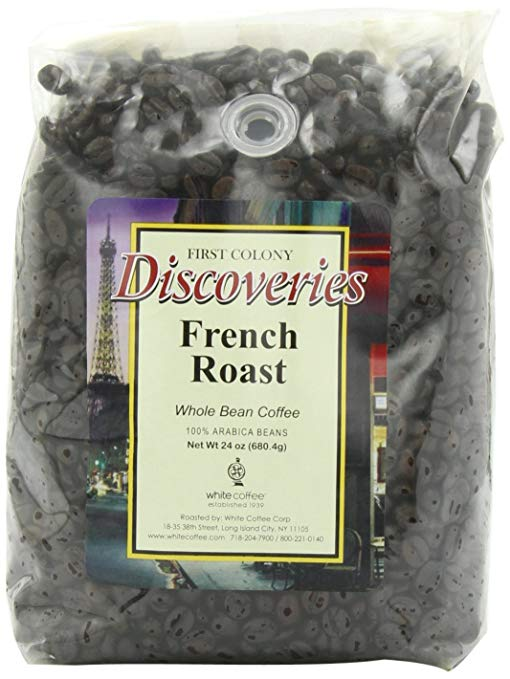 DISCOVERIES: Coffee French Roast, 24 oz