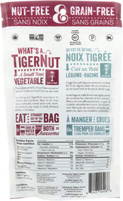 ORGANIC GEMINI: TigerNut Raw Snack, 5 oz