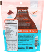 BEAR NAKED: Granola Bites Dark Chocolate Sea Salt 7.2 Oz