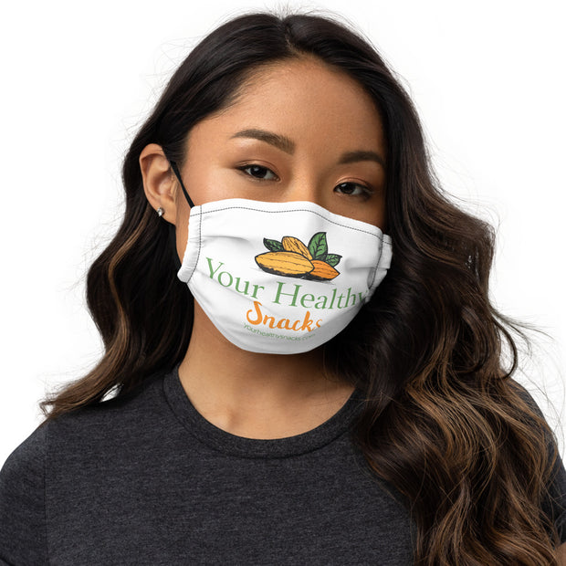 Premium face mask Your Healthy Snacks