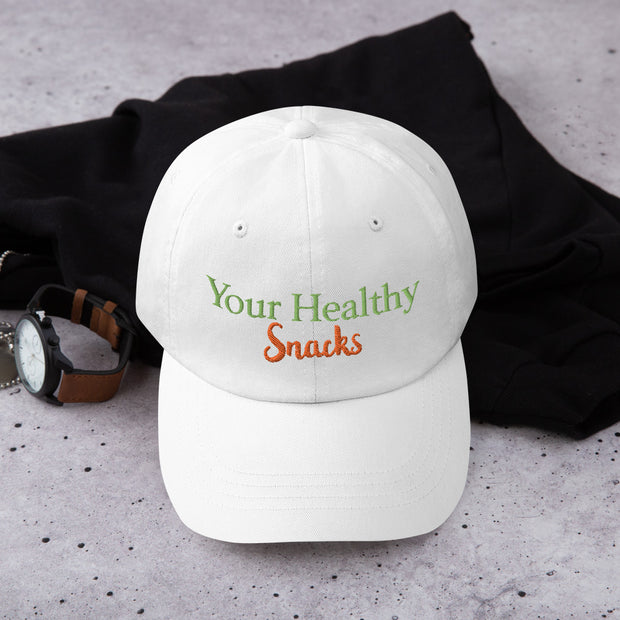 Healthy Snacks Men's Hat