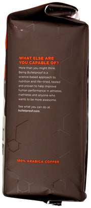 BULLETPROOF: Coffee Whole Bean Mentalist, 12 oz