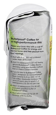 BULLETPROOF: Coffee Ground Mentalist, 12 oz