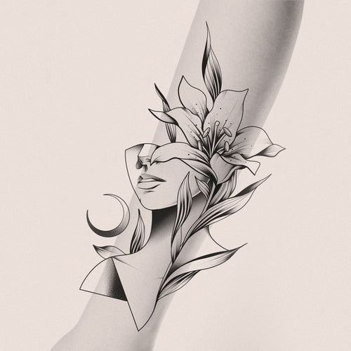 Tattoo Design No.8 by Ricardo