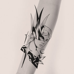 Tattoo Design No.12 by Ricardo