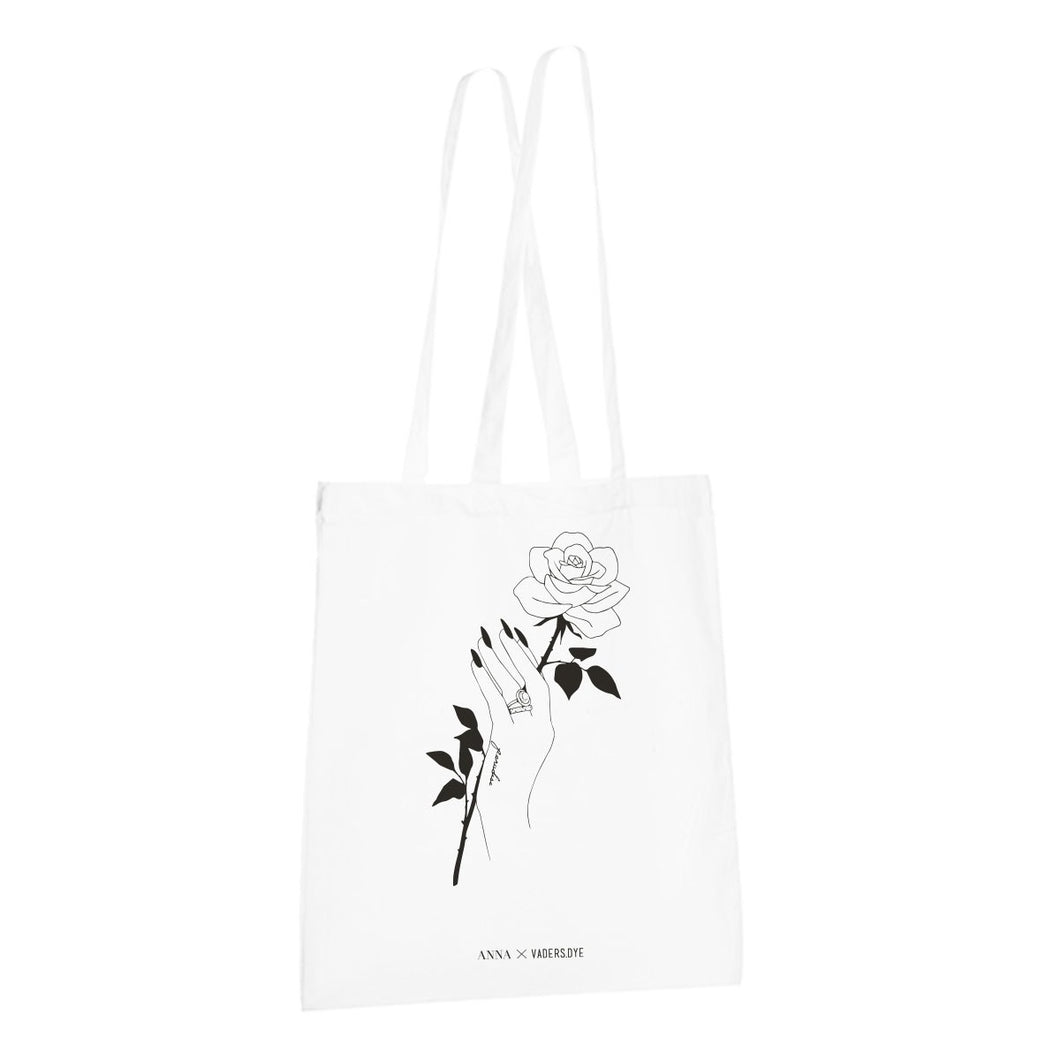 Anna x VADERS.DYE Tote Bag