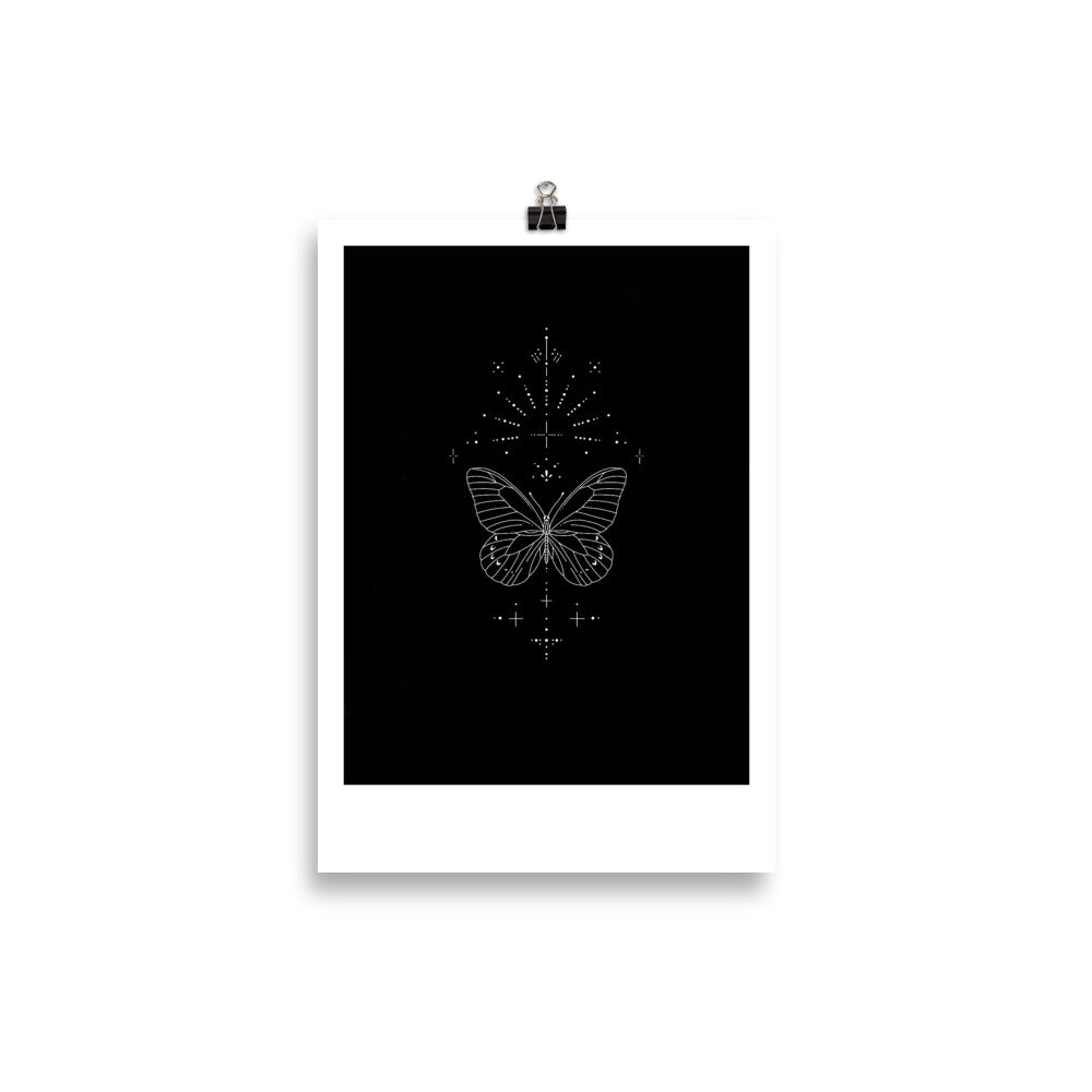 'Butterfly II' Print by Keya