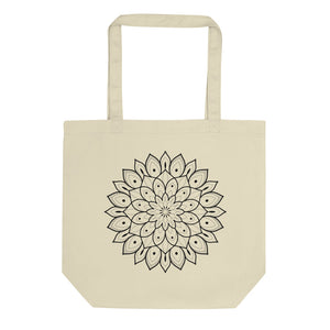 Organic Tote Bag 'Ornament' by Çağdaş
