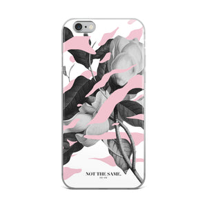 'Not the same' iPhone Case No.2 by Ricardo