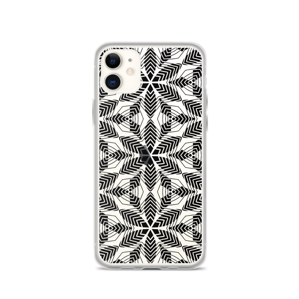 'Ornament' iPhone Case No.1 by Çağdaş