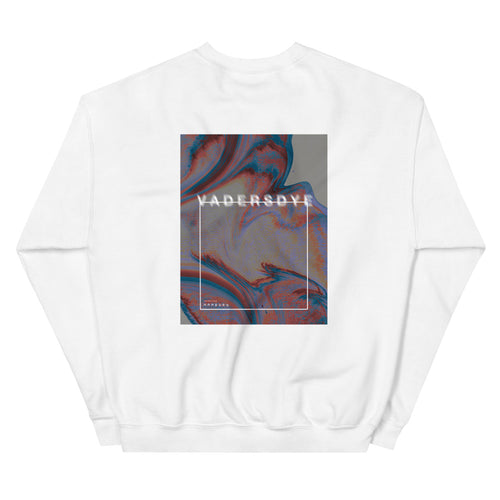 'Blurry VD Hamburg' Sweatshirt No.2 by Ali (more colors)