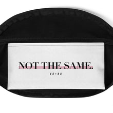 Load image into Gallery viewer, 'Not the same' Fanny Pack by Ricardo