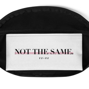 'Not the same' Fanny Pack by Ricardo