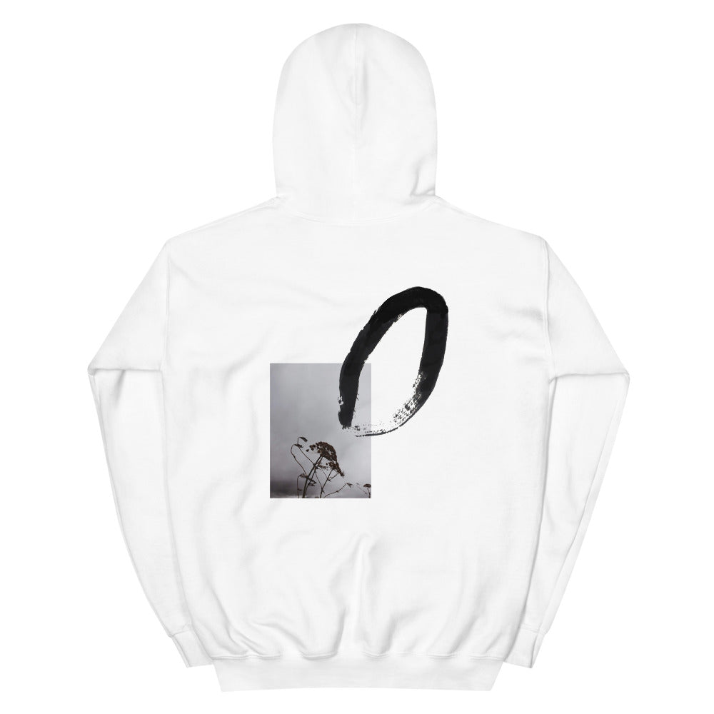 Heavy Hooded Sweatshirt No.2 by Ali