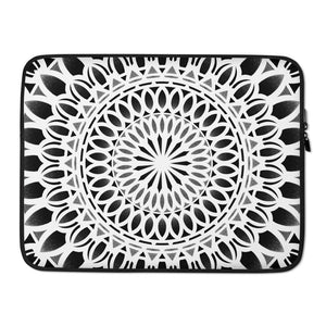 'Ornament' Laptop Sleeve by Çağdaş
