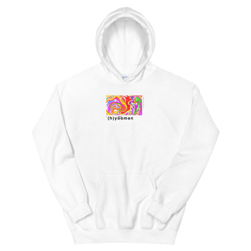 'human colors' Heavy Hooded Sweatshirts by Ali (more variants)