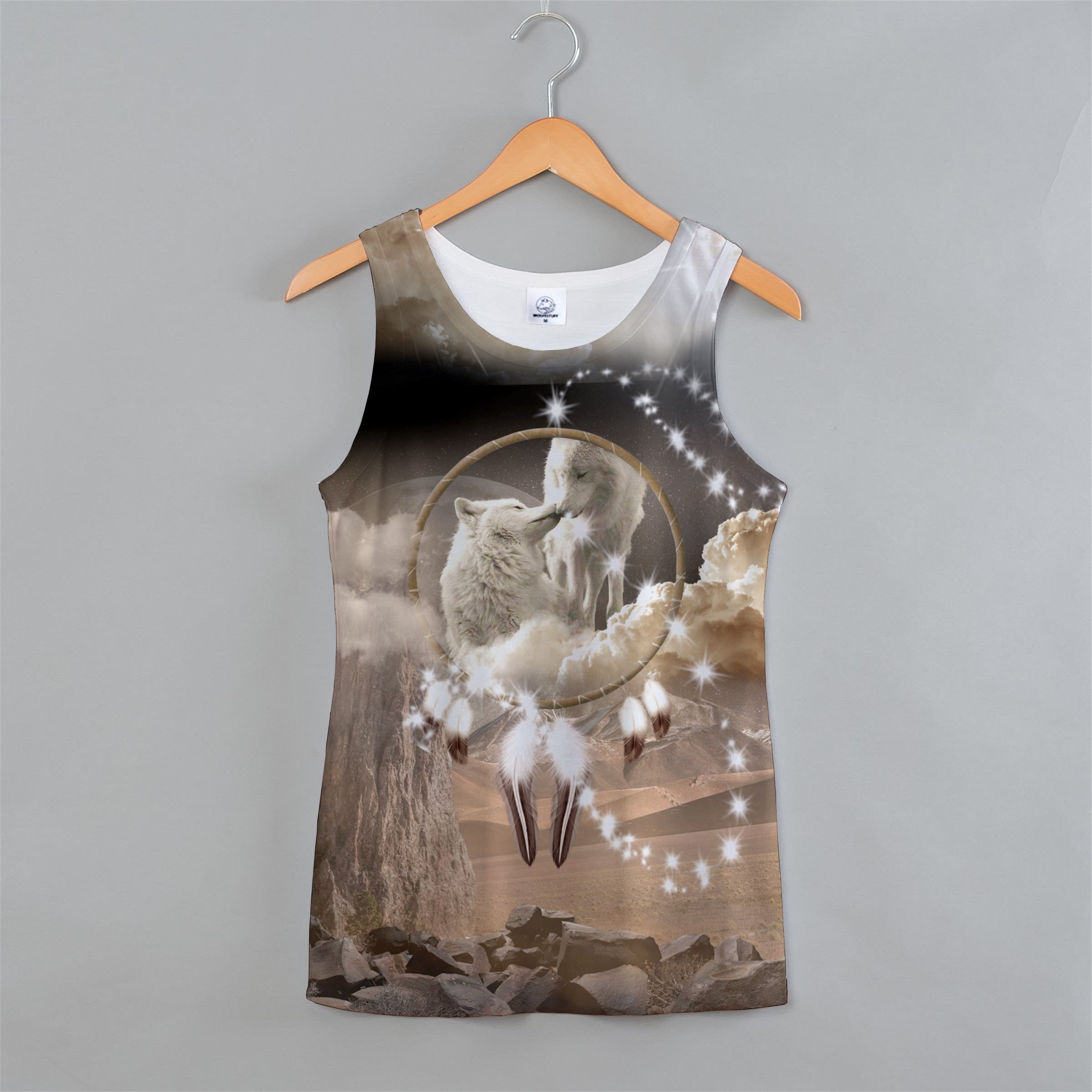 King and Queen of Dreams Cara Tank Top