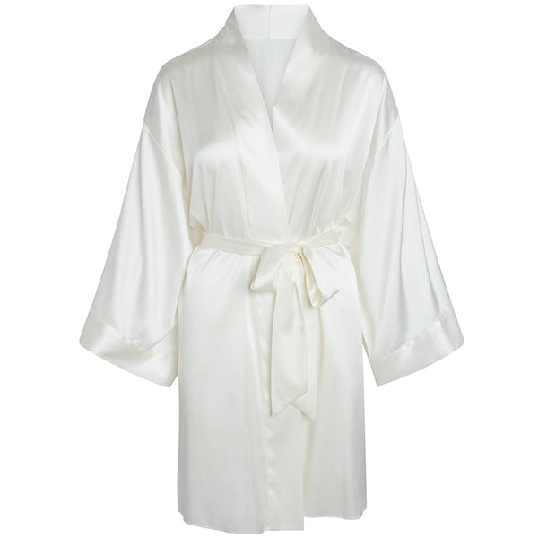 Lara Silk Robe