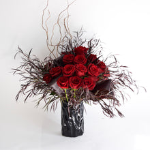 Load image into Gallery viewer, Wowza! 2 Dozen Roses