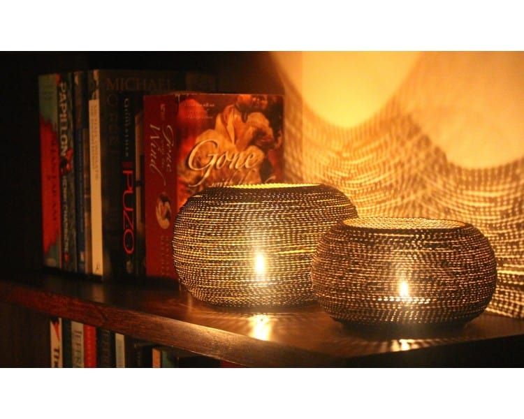 Bewitching Tealight Candle Holder - Small