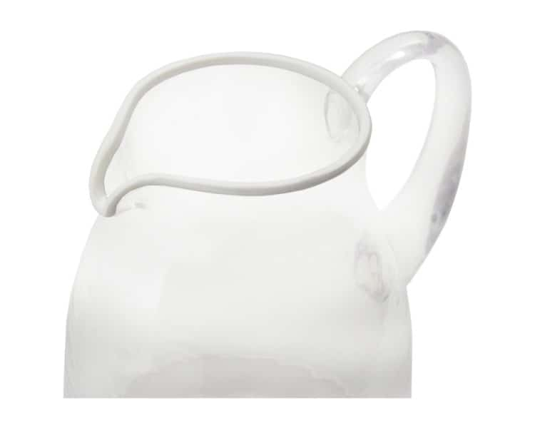 Cancun Ombre White Unbreakable Pitcher