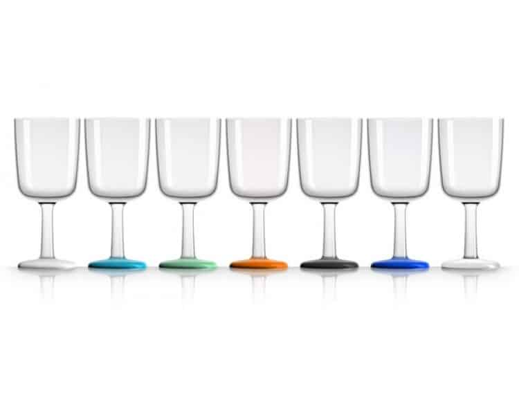Unbreakable Wine Glass -  Set of 4 - Marc Newson Drinkware