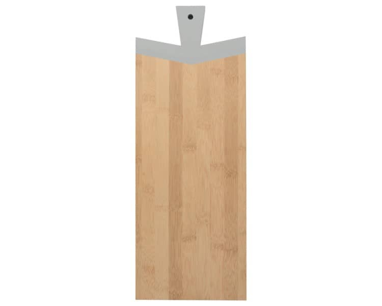 Bamboo Serving Board - Large Grey