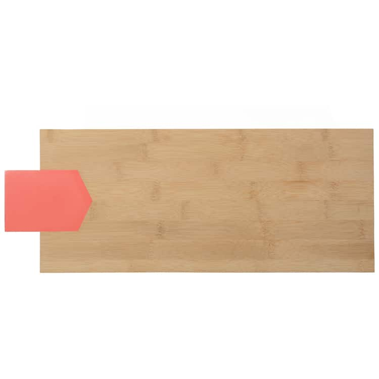 Bamboo Serving Board - Large Watermelon