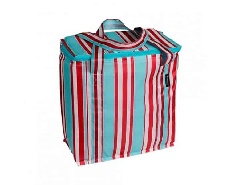 Enviro Bags - Stripe Cooler bag