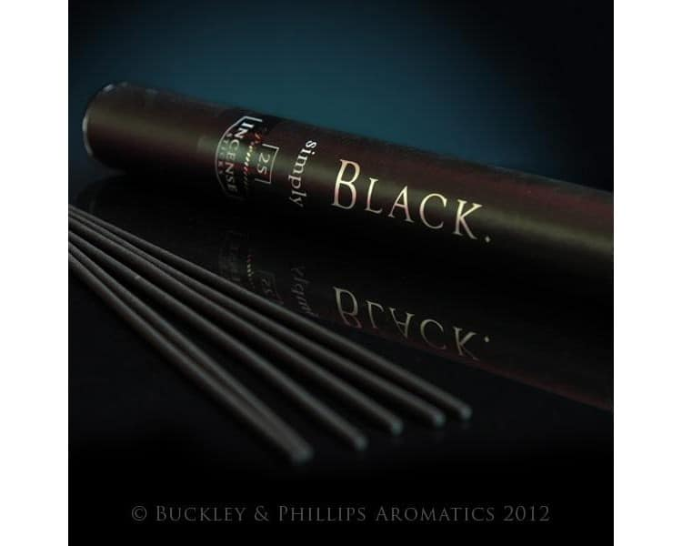 Simply incense black