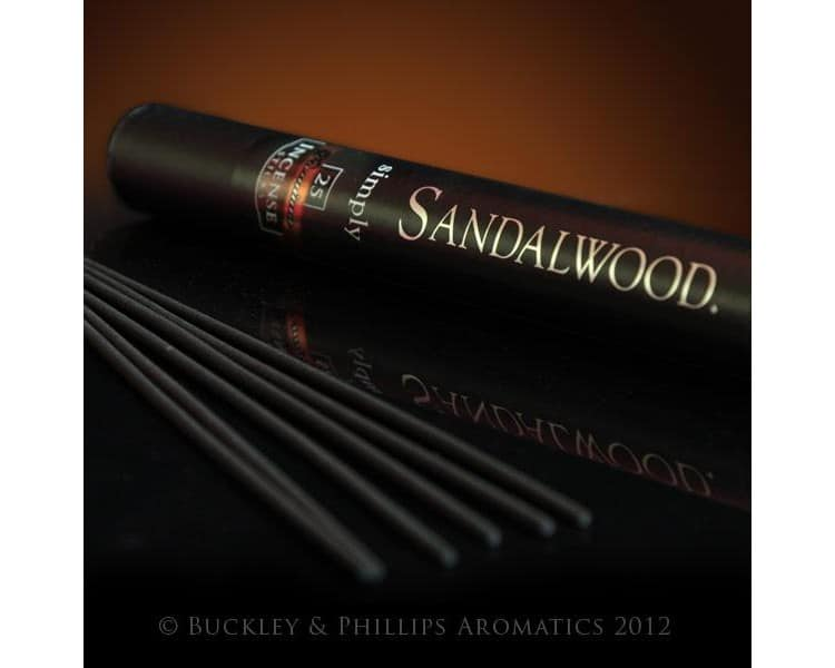 Simply incense sandalwood