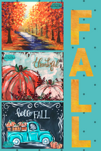 Load image into Gallery viewer, Fall Painting Bundle Tutorial