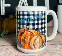 Load image into Gallery viewer, Happy Fall Y'all mug