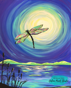 Summer Dragonfly Tutorial