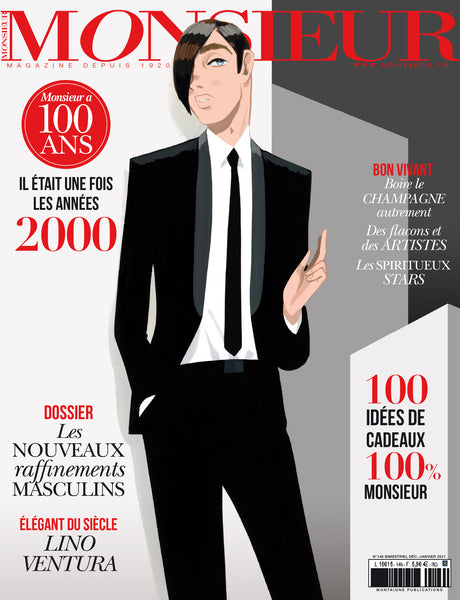monsieur magazine