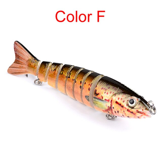 iFishDaily - Realistic Minnow Lure