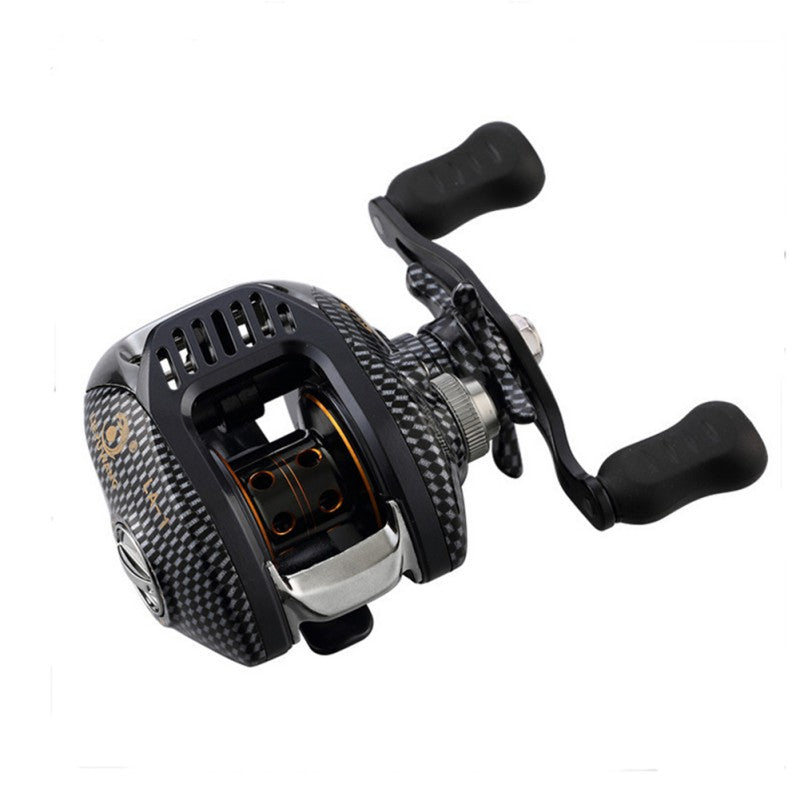 iFishDaily - Carbon Black Baitcasting Reel [NEW]