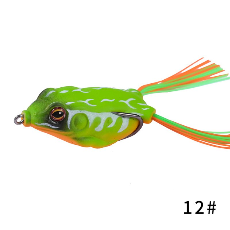 iFishDaily - Topwater Frog Lure