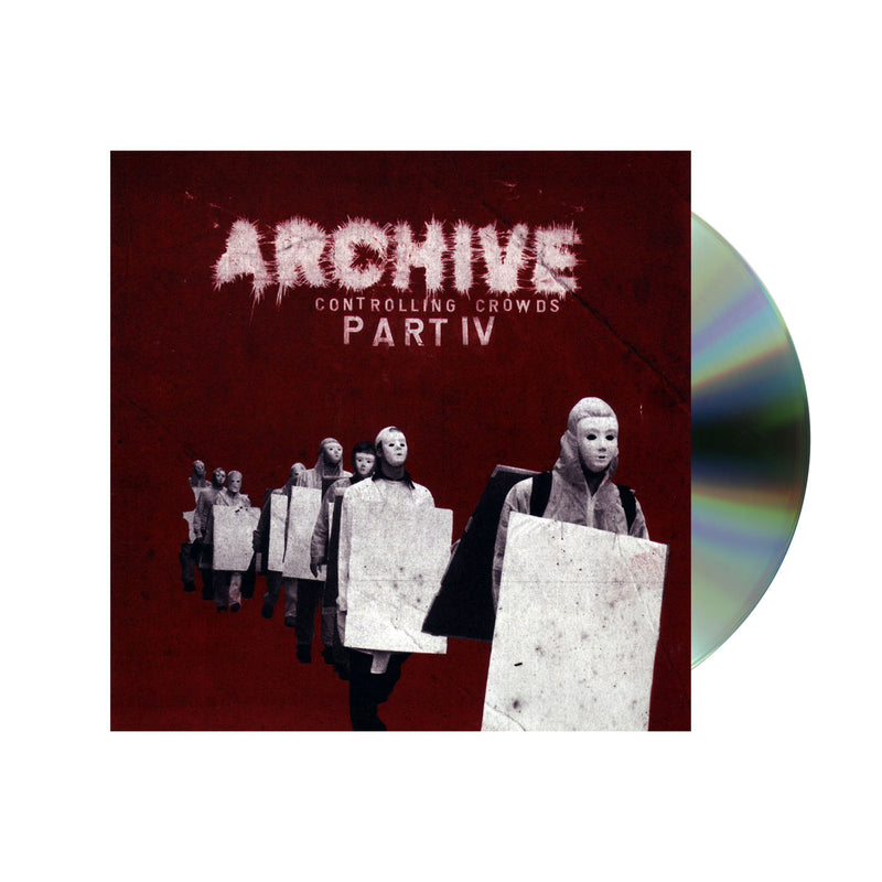 Archive Controlling Crowds Part IV CD