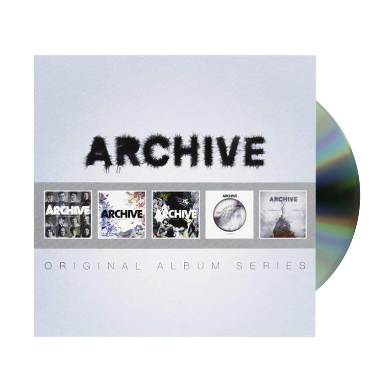 Archive Original Albums 5CD
