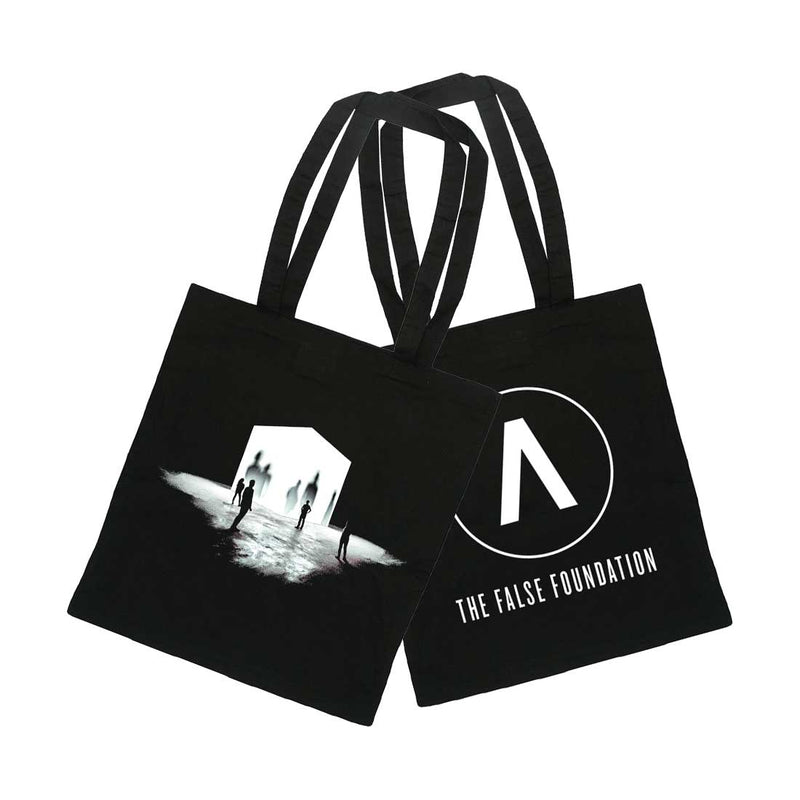 THE FALSE FOUNDATION TOTE BAG