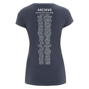 ARCHIVE RESTRICTION TOUR WOMENS TEE