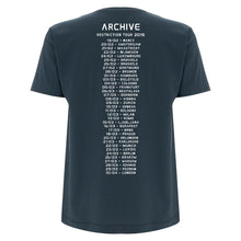 Load image into Gallery viewer, ARCHIVE RESTRICTION TOUR T-SHIRT (MEN'S)
