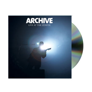 Archive Live At The Zenith CD