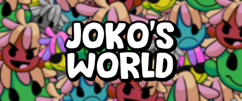 JOKO'S WORLD MERCH