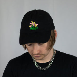 Joko's World Embroidered Hat